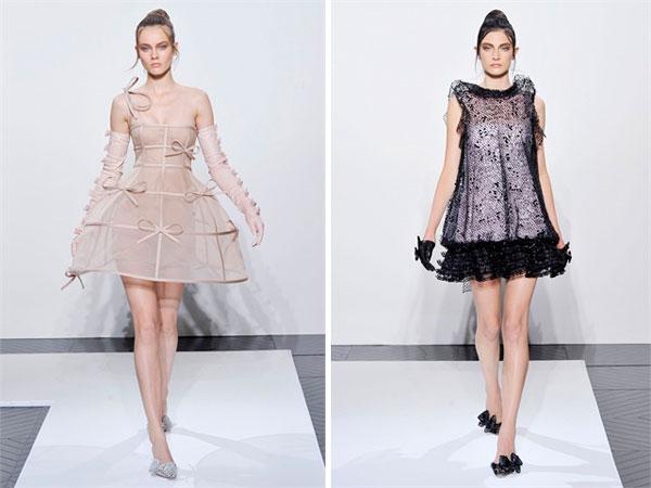 Valentino | Paris Haute Couture Fall 2010