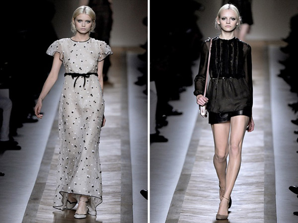 Valentino Spring 2011 | Paris Fashion Week