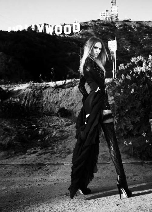 Valeria Dmitrienko by Jam in Starting Again | Futureclaw Spring 2010