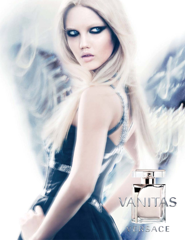 Vanitas by Versace Campaign | Lindsey Wixson by Craig McDean