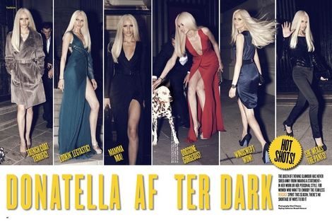 Donatella After Dark