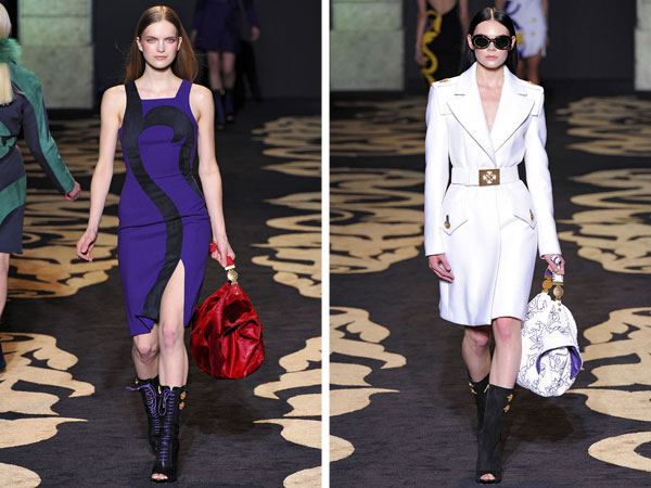 Versace Fall 2011 | Milan Fashion Week