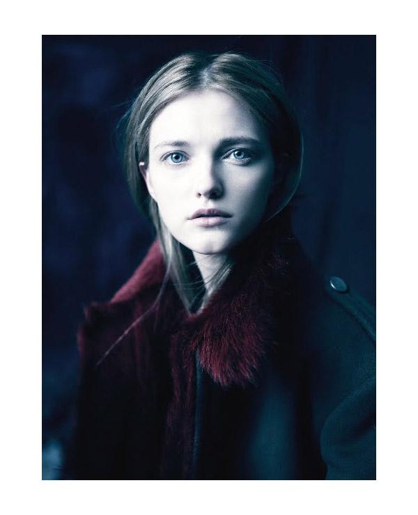 Portrait   Vlada Roslyakova by Paolo Roversi