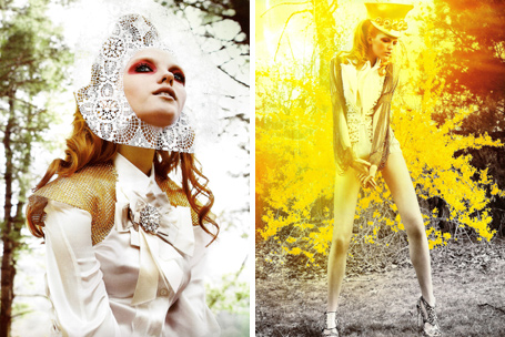 Vlada is a 'Forest Princess'