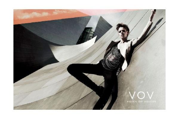 Freja Beha Erichsen for VOV Spring 2010 | Campaign
