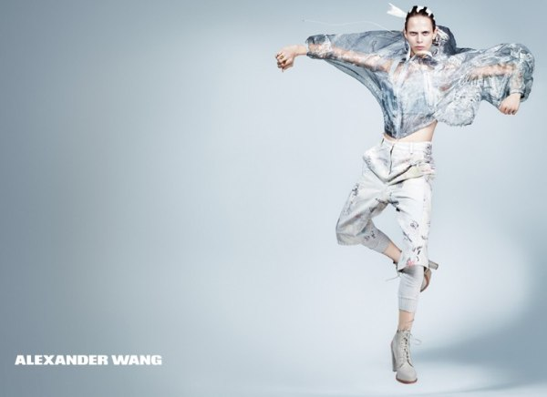 Alexander Wang Spring 2011 Campaign Preview | Aymeline Valade by Craig McDean
