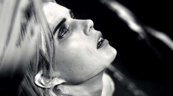 Film | Elsa Sylvan & Theres Alexandersson in WHITE by Axel Lindahl for Stockholm S/S/A/W 2012