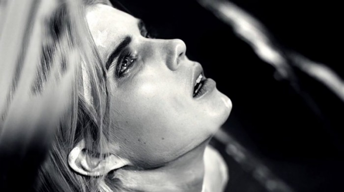 Film   Elsa Sylvan & Theres Alexandersson in WHITE by Axel Lindahl for Stockholm S/S/A/W 2012