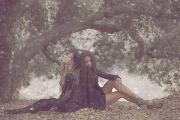 Chasing Wolves by Harper Smith for <em>Factory</em> Winter 2010