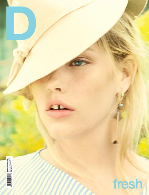 D Mode Magazine   Ashley Smith by Herring & Herring