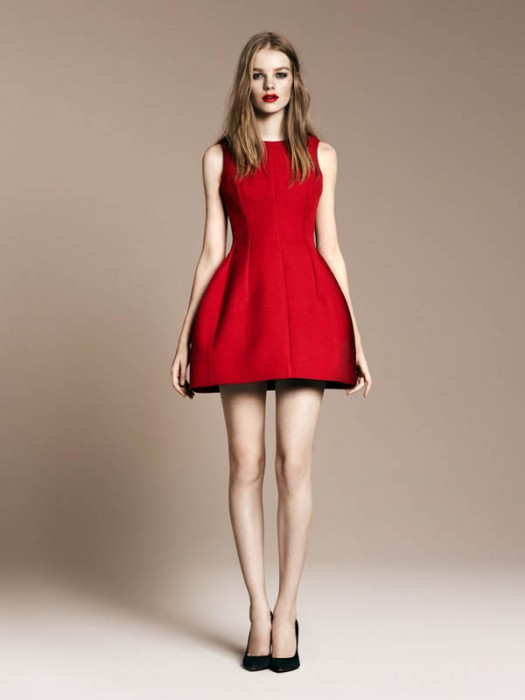 Zara Evening Lookbook   Gwen Loos