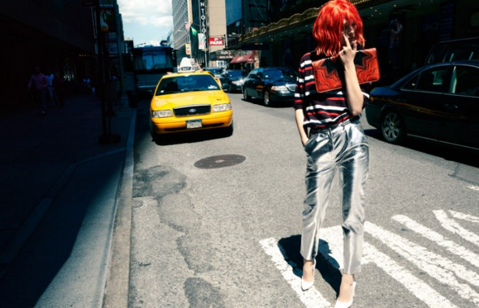 Marcus Ohlsson Captures Color on the Street for Velvet November 2012