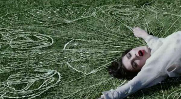 Inez & Vinoodh Use Animated Beauty for Nina Ricci's F/W 2012 Film Starring Kati Nescher