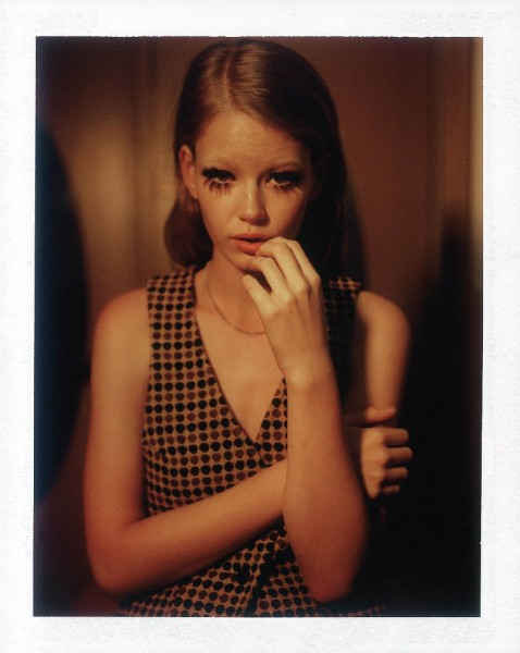 Hollie-May Saker is a New Wave Beauty for Zoo #36 by Manuela Pavesi