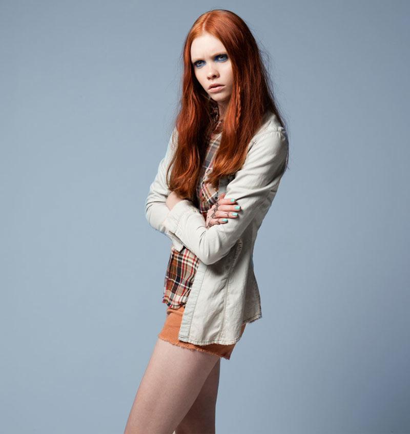 BSK by Bershka Looks West for its October 2012 Lookbook