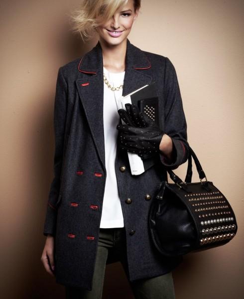SuiteBlanco Enlists Michaela Kocianova for its F/W 2012 Campaign