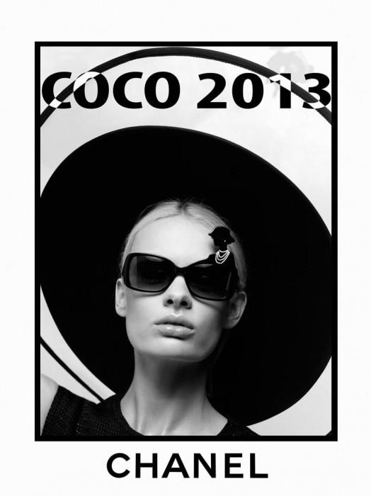 Chanel Spring 2013 Lookbook by Karl Lagerfeld