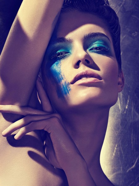 """Ellinore and Maria by Mikael Schulz in """"Beautiful Color"""" for Fashion Gone Rogue"""