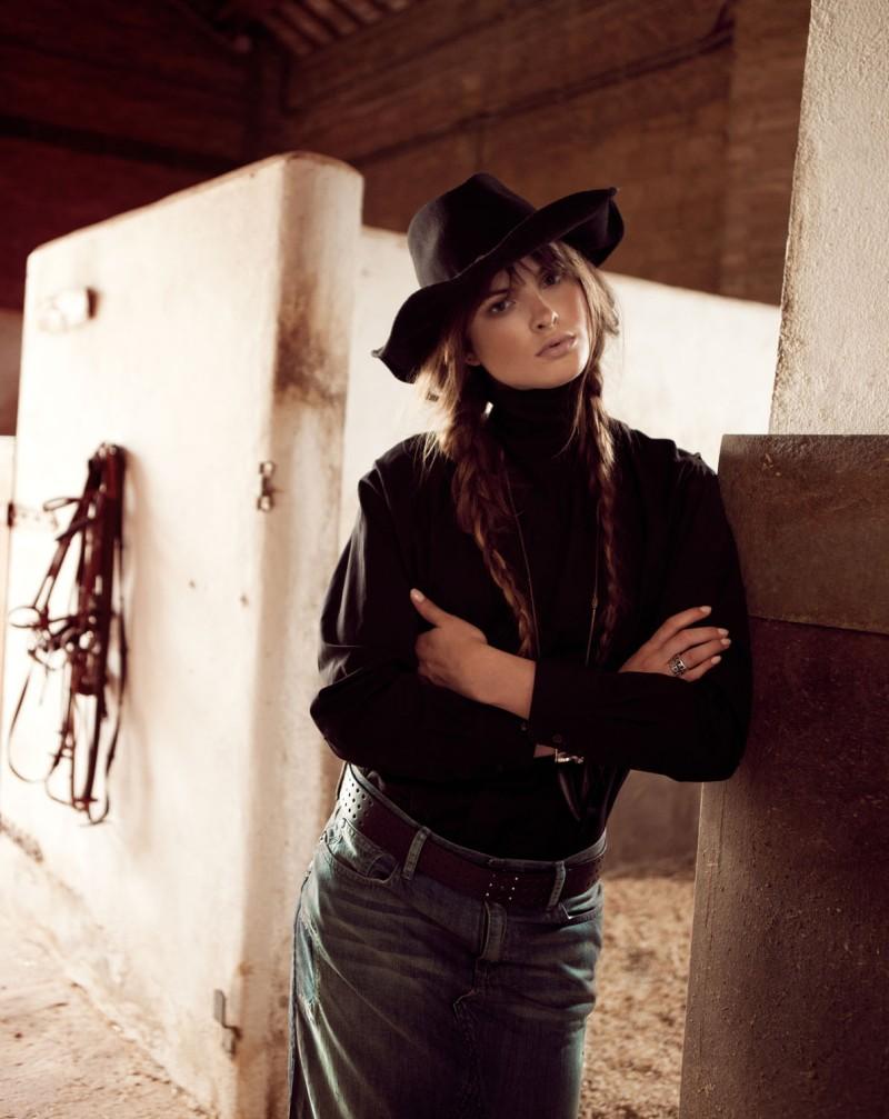 Jemma Baines | Troyt Coburn | Marie Claire Australia