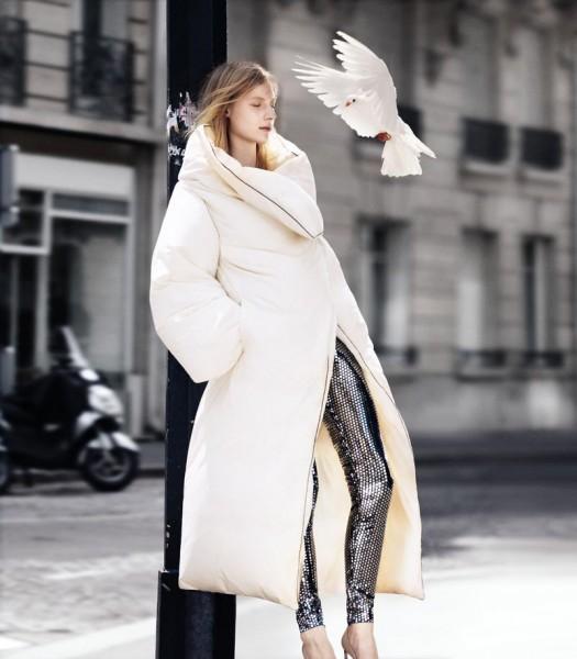 Julia Nobis, Jamie Bochert and Diana Dondoe Star in the Maison Martin Margiela x H&M Campaign by Sam Taylor-Johnson