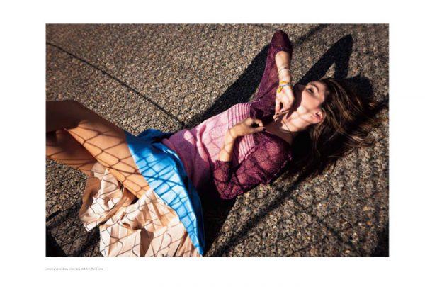 Miranda Kerr Stars in Russh Magazine's October/November 2012 Cover Story