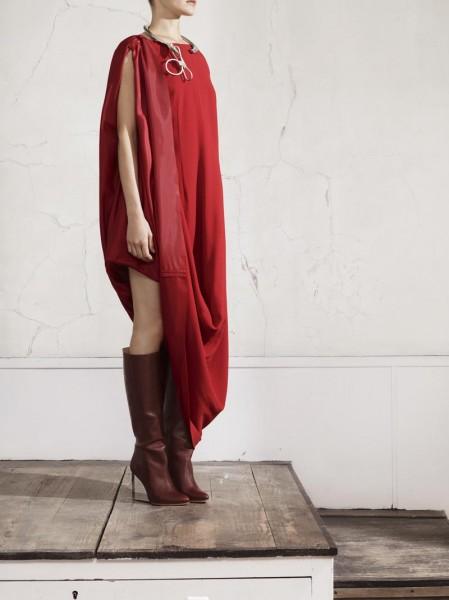 Maison Martin Margiela for H&M Fall 2012 Lookbook