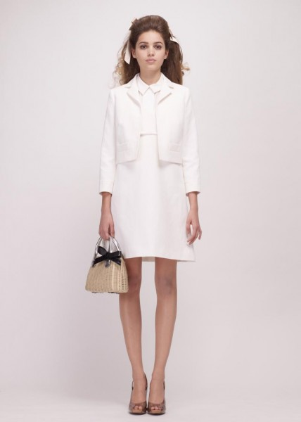 Paule Ka's Spring 2013 Collection Walks to a Sixties Beat