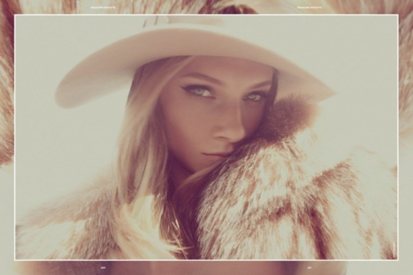 Anna Selezneva, Constance Jablonski, Catherine McNeil and Others Star in Antidote #4 by Txema Yeste