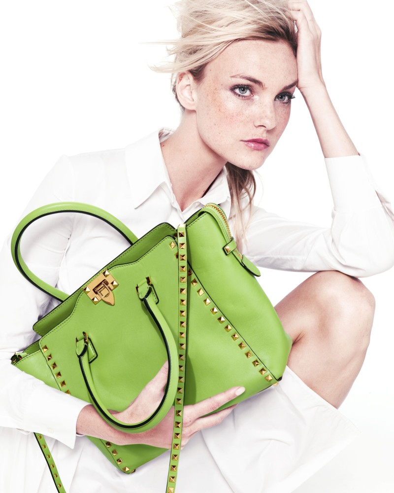 Caroline Trentini Models Neiman Marcus' Resort 2013 Collection