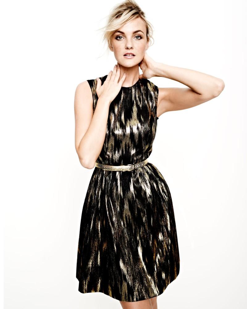 Image: Caroline Trentini for Neiman Marcus (2012)