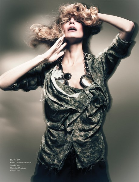 Ragnhild Jevne by Paul de Luna for Fashion Gone Rogue Print