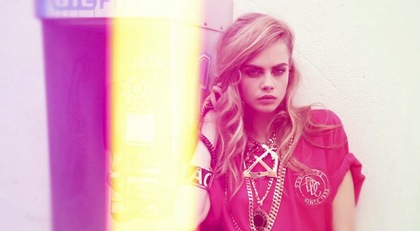"Cara Delevingne Stars in DSquared2′s Resort 2013 Film, ""Ultimate Scream"""