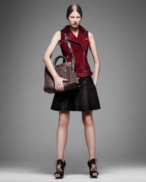 jitrois17 480x600 Jitrois Spring 2013 Collection Offers Medieval Inspired Fashion