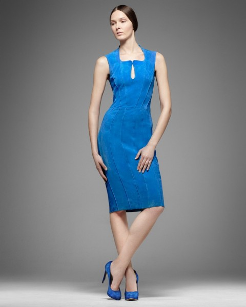 jitrois34 480x600 Jitrois Spring 2013 Collection Offers Medieval Inspired Fashion