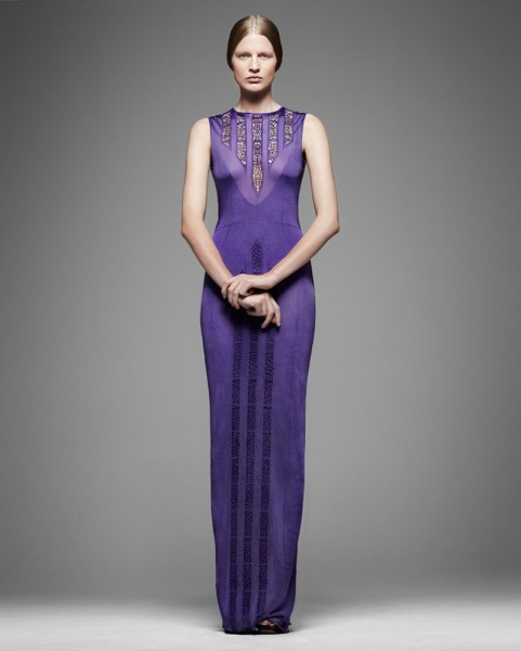 Jitrois' Spring 2013 Collection Offers Medieval Inspired Fashion