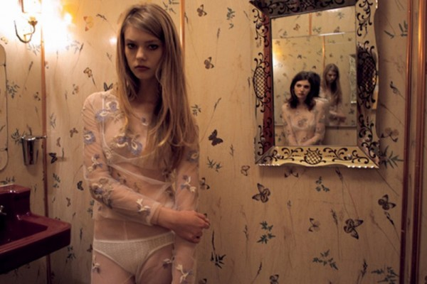 Nan Goldin Captures the Archives of Rodarte for Grey Magazine F/W 2012