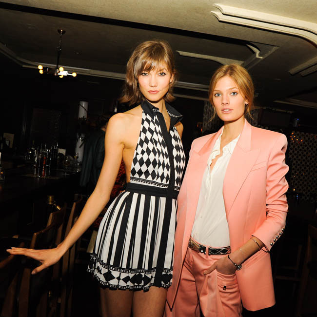 "BALMAIN & VOGUE Celebrate the Launch of ""The Pierre"""