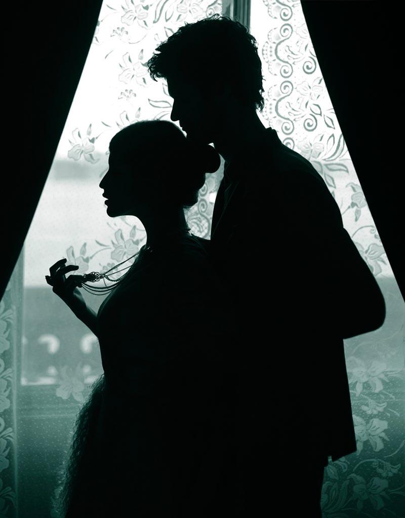 Nikolay Biryukov Captures the Romance of 'Anna Karenina' for Sobaka.ru Magazine