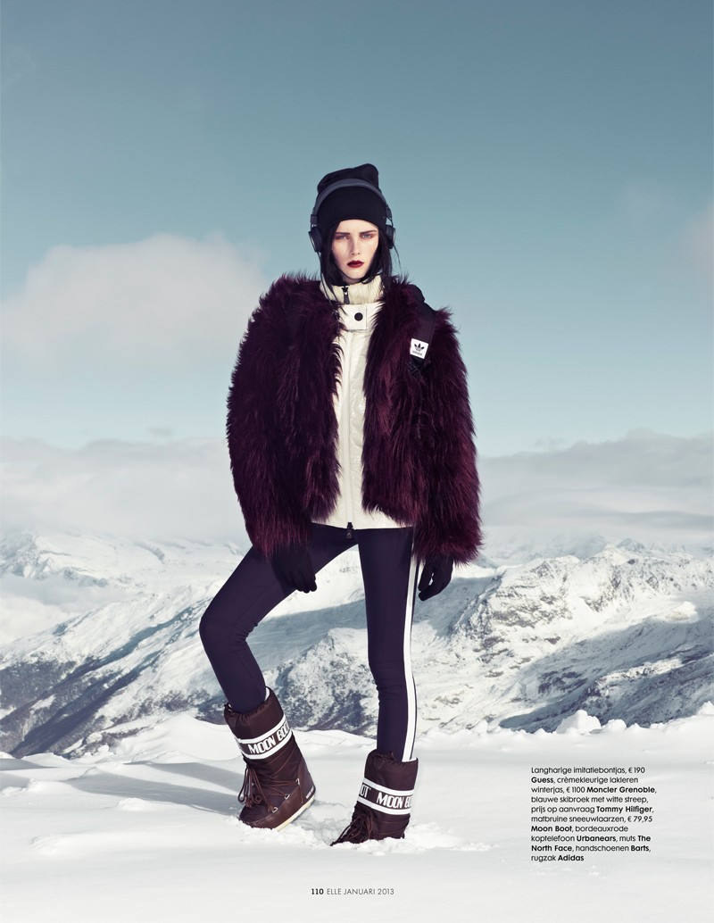 Elle Norway Ski