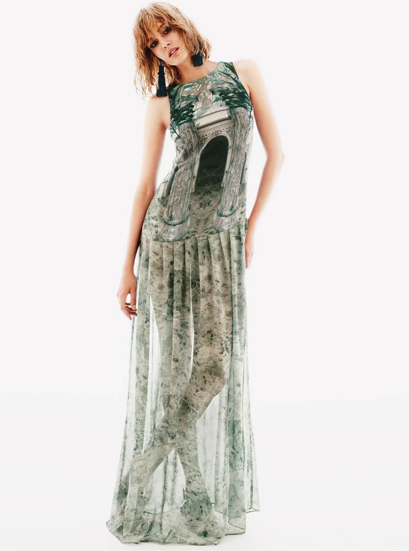 H&M Enlists Nadja Bender for its Spring 2013 Lookbook