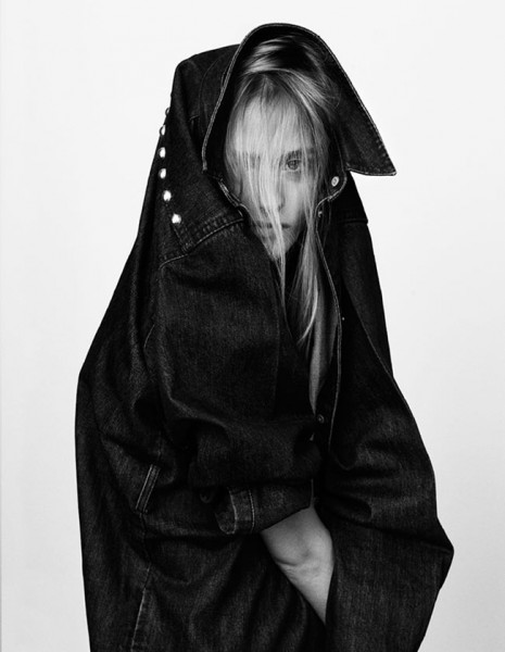 Amanda Norgaard, Dorothea Barth Jorgensen and Others Sport Laid-Back Looks for Stockholm S/S/A/W by Marcus Ohlsson