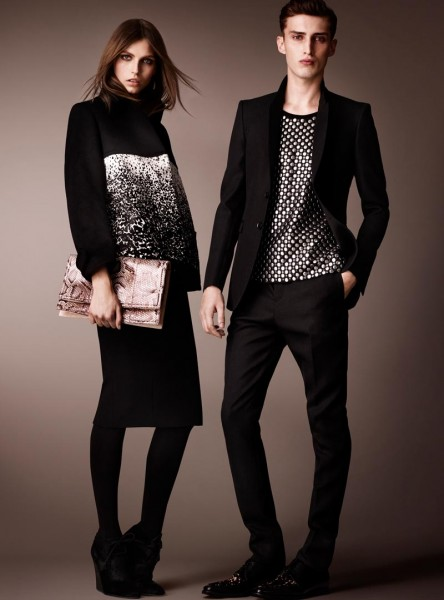 burberry15 444x600 Burberry Pre Fall 2013 Collection