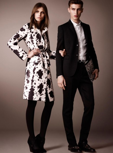 burberry16 444x600 Burberry Pre Fall 2013 Collection