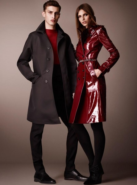 burberry22 444x600 Burberry Pre Fall 2013 Collection