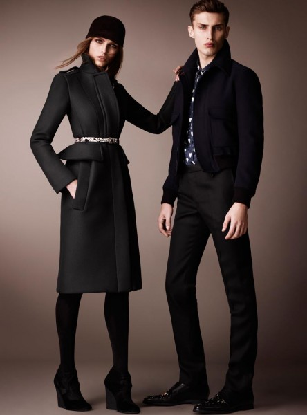 Burberry Pre-Fall 2013 Collection