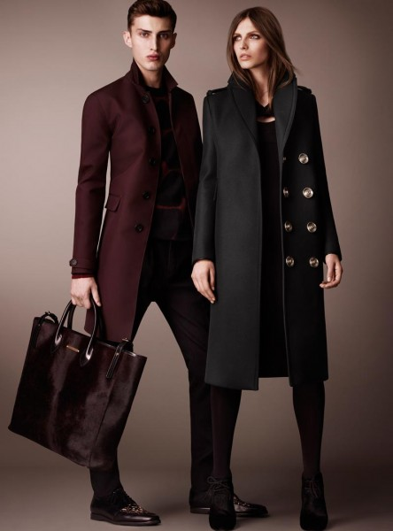 burberry24 444x600 Burberry Pre Fall 2013 Collection