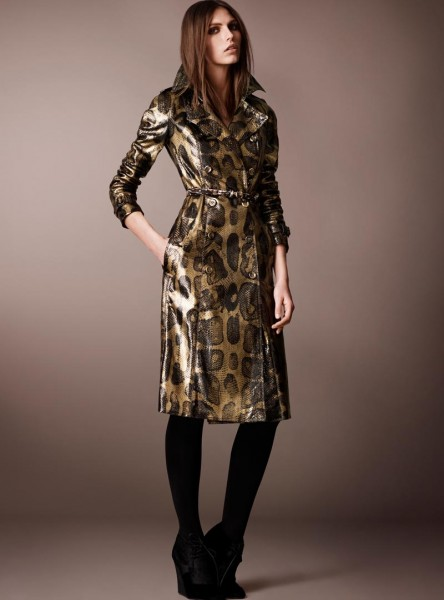 burberry27 444x600 Burberry Pre Fall 2013 Collection