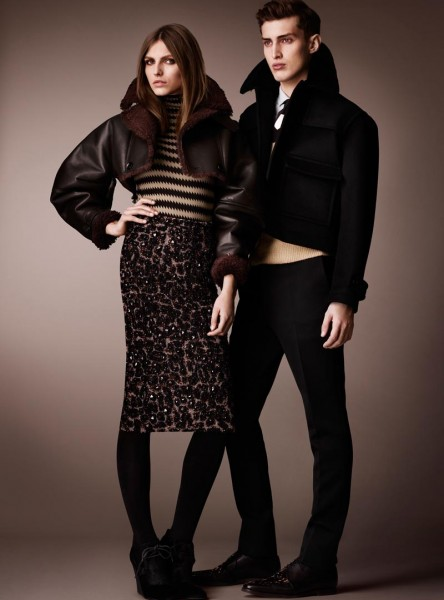 burberry4 444x600 Burberry Pre Fall 2013 Collection