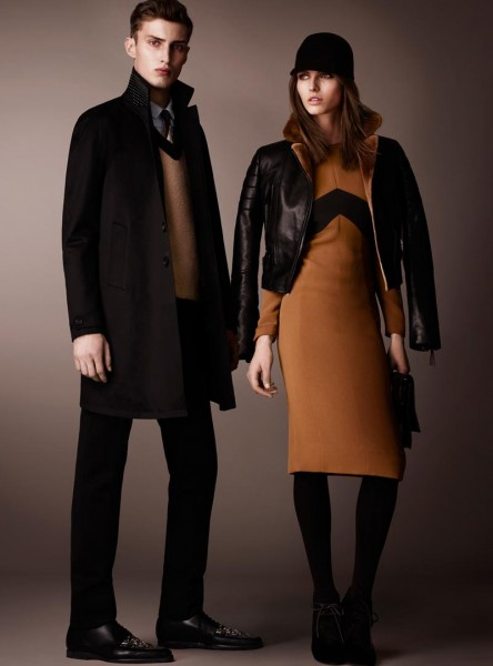 burberry8 444x600 Burberry Pre Fall 2013 Collection