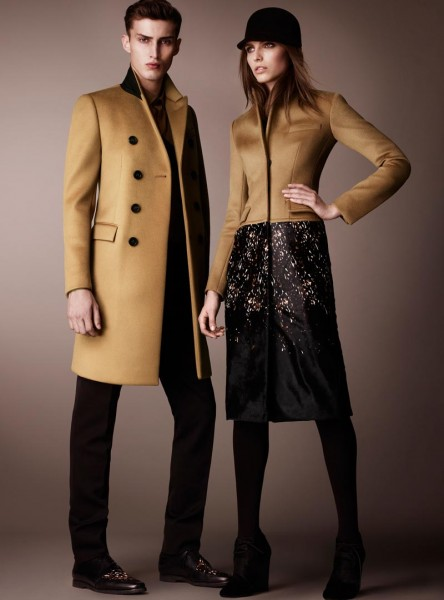 burberry9 444x600 Burberry Pre Fall 2013 Collection